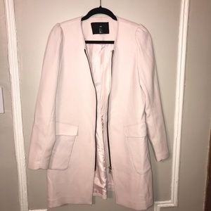 Gorgeous Pink Trench